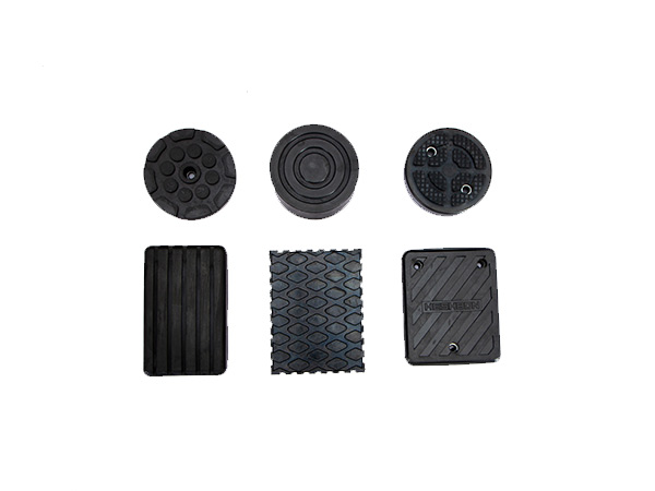 Rubber pads for   car lift